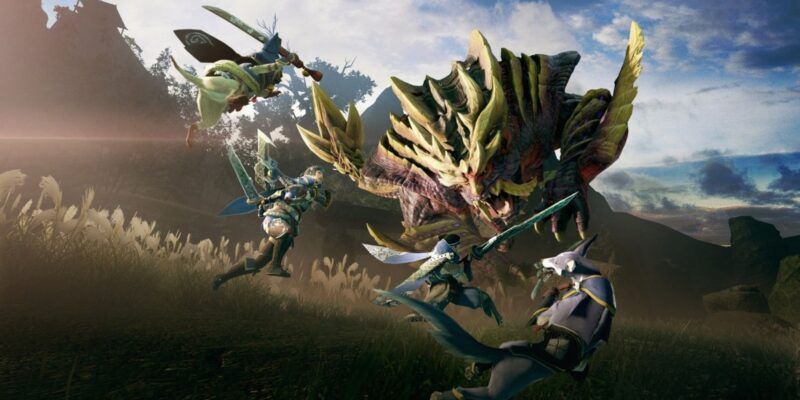 The Release Of Monster Hunter Movie Moved Forward Into The Year 2020