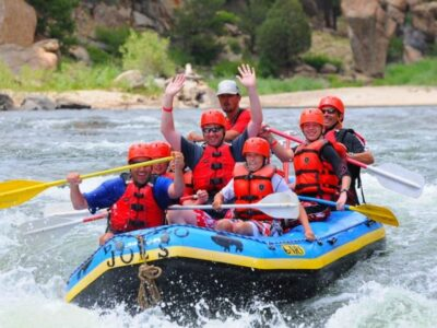 Enjoy Rishikesh rafting while visiting Gangotri National Park