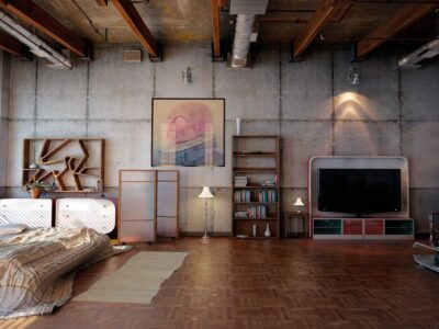 5 Tips For Industrial Bedroom Decor Enthusiasts