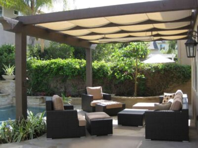 Outdoor Patio Shades – Going In With Variations To Make The Right Choice